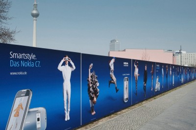 "Kampagne: Nokia C7 ""Smartstyle"""