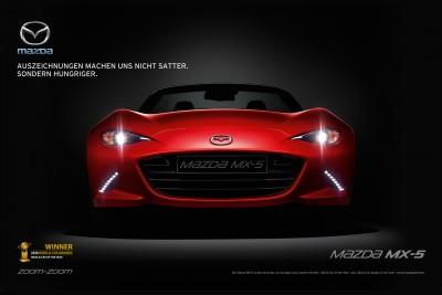 """Anzeige: Mazda """"MX-5"""""""