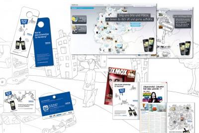 "Kampagne: Nokia ""Navigation"""