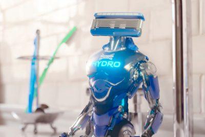 "TVC: Wilkinson ""Robot"" Flip&Win Promotion"