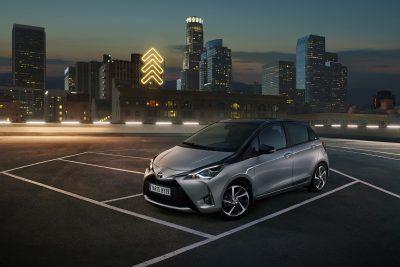 Kampagne: Toyota Yaris GR-S/Y20