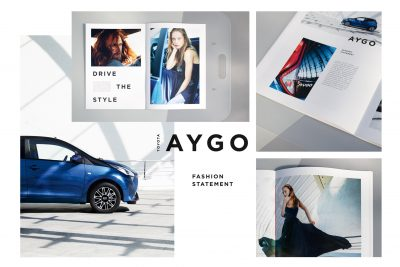 Print: Toyota Style Selection